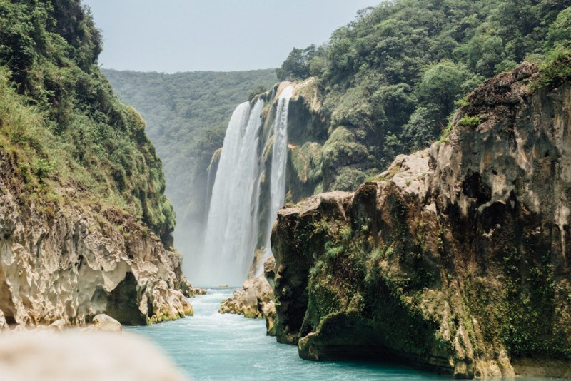 Tamul Falls Mexico