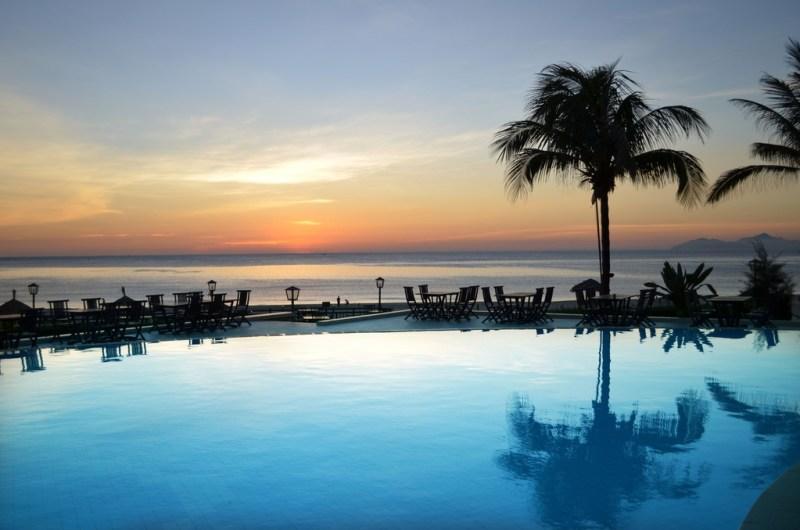 danang beach Hoi An/Da Nang, Vietnam