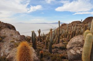Exploring Bolivia's Uyuni Salt Flats