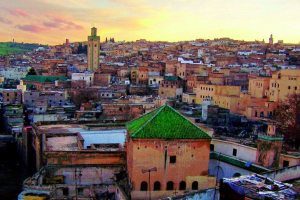 Marrakesh – Sub-tropical Paradise