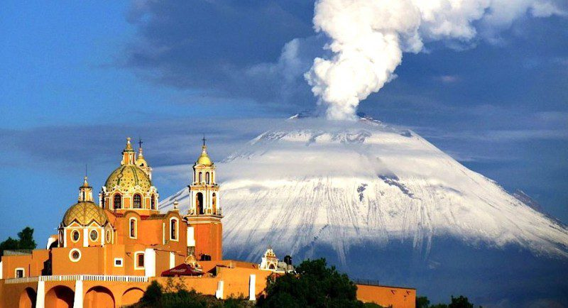 Puebla - Popo
