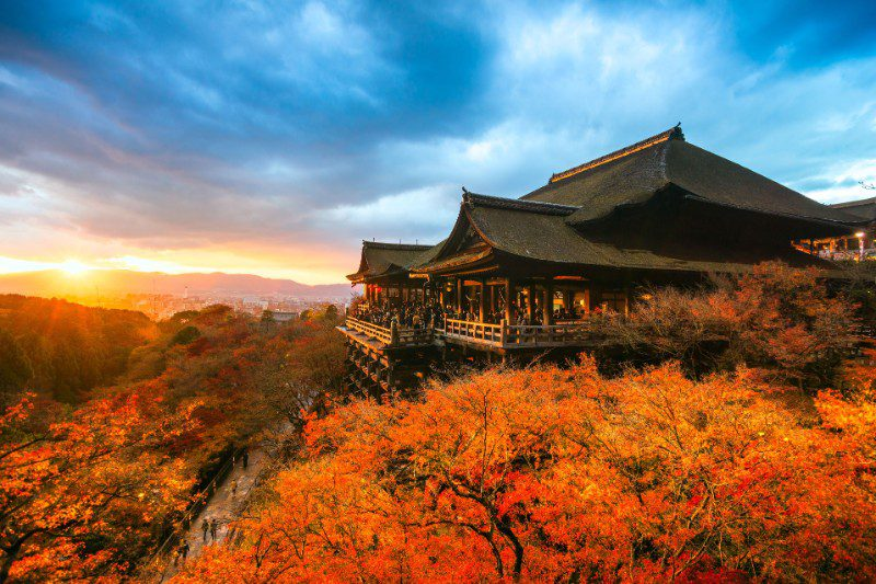 Land of the rising sun- Japan