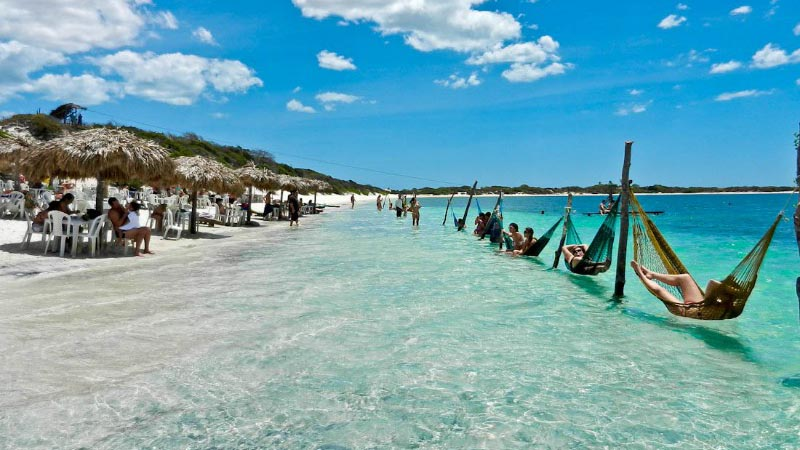 Get lost in Paradise at Jericoacoara- Brazil