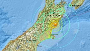 New Zealand's South Island Hit by Severe Earthquake