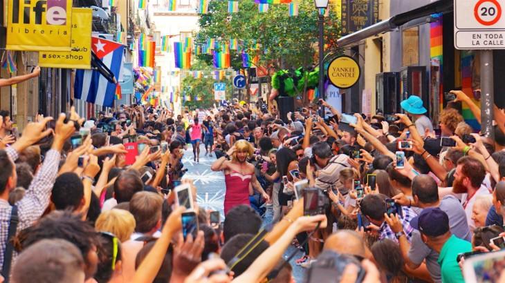 Spanish Fiestas - Gay Pride in Madrid