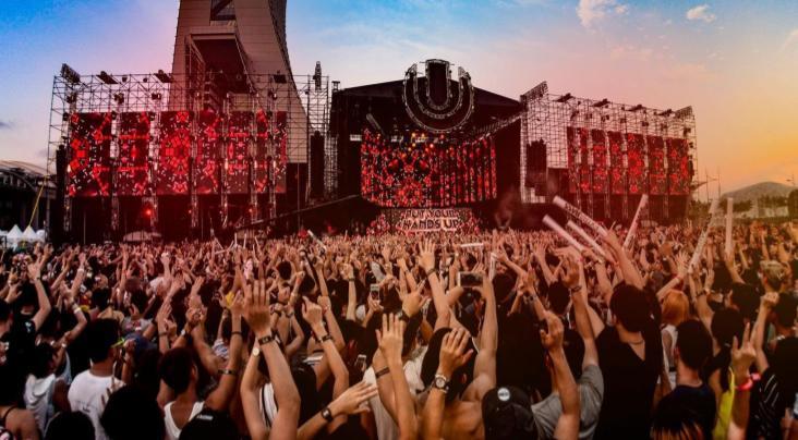 Summer Music Festival - Ultra Music Fest in Singapore