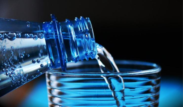 Make sure to stay hydrated- Long Haul Flight Tips