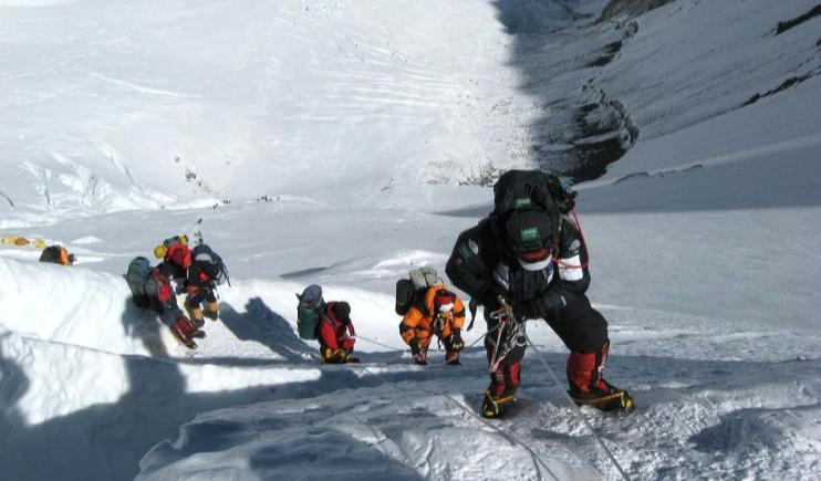 Altitude sickness is no joke for Everest Climbers- Climb Mount Everest