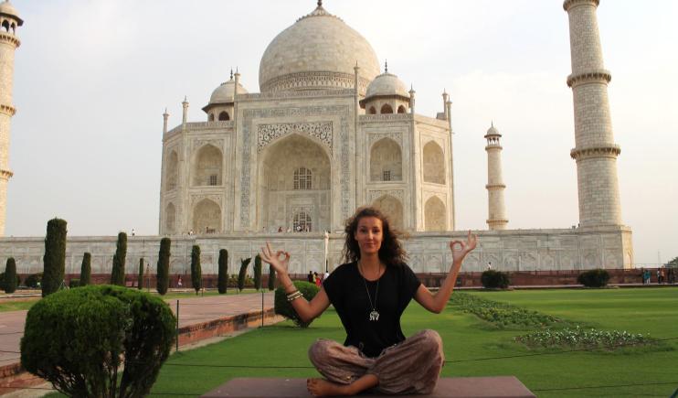 The Majestic Taj Mahal - Endangered Places