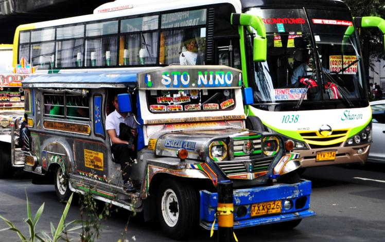 Public Transport in the Philippines- Eco-Friendly