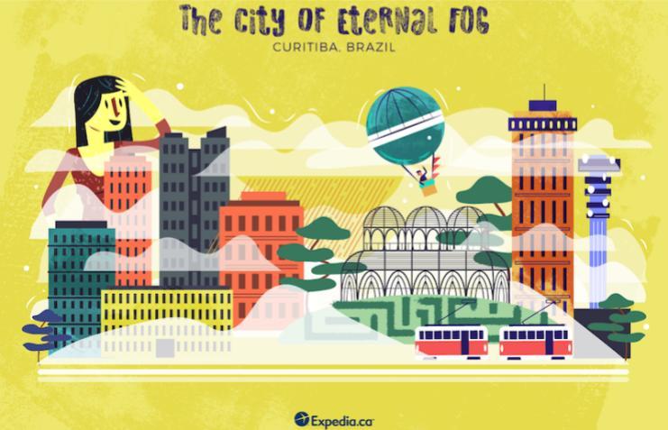 The City Of Eternal Fog- Brazil, City Nicknames