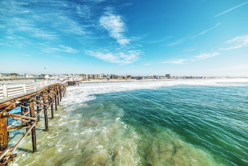 San Diego, California- West Coast USA