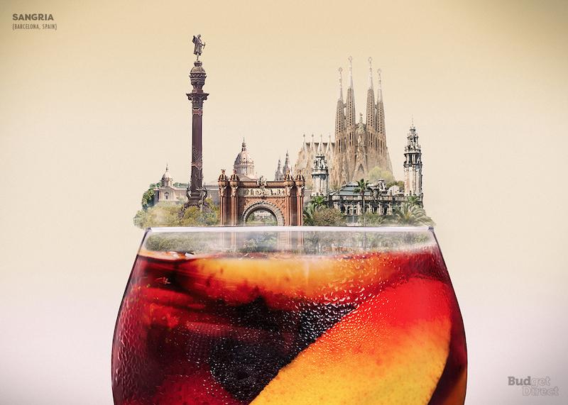 city skylines- Barcelona