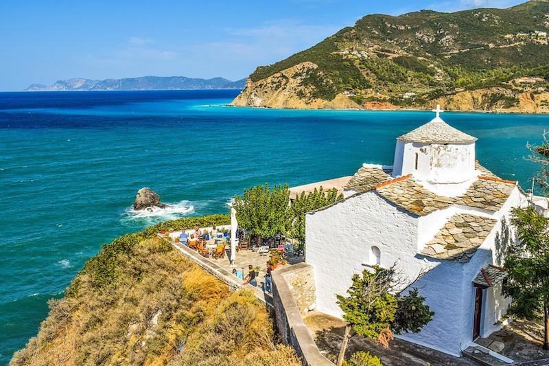 Mamma Mia: Skopelos Island, Greece- Movie Locations