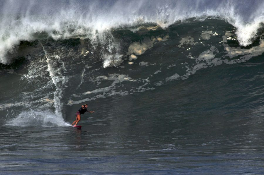 Mercedes Big Wave Surfing Comp Puerto Escondido