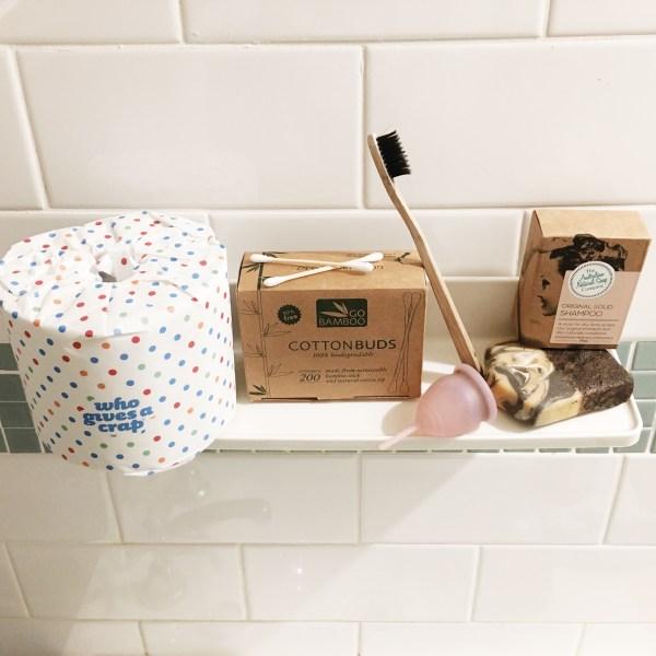 Plastic-free toiletries