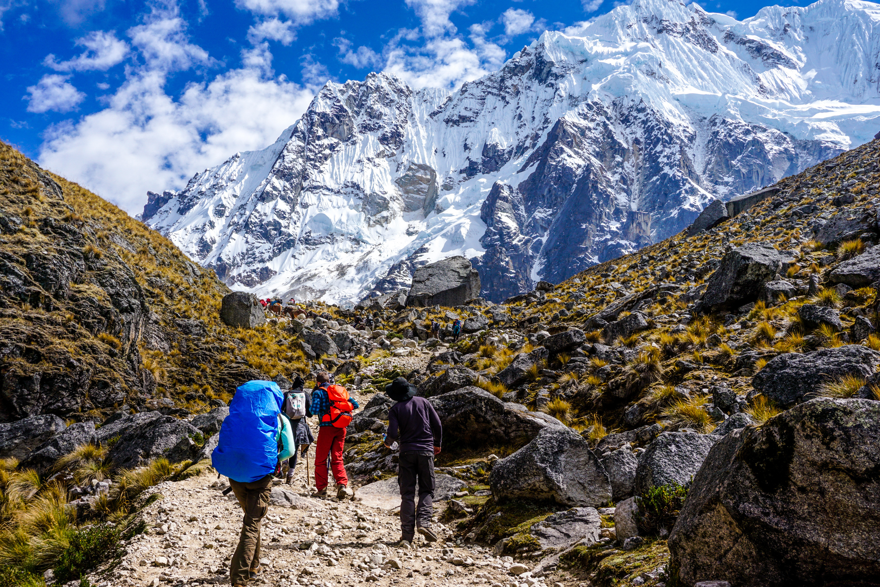 Time To Trek! A Starter Guide To Trekking In Peru