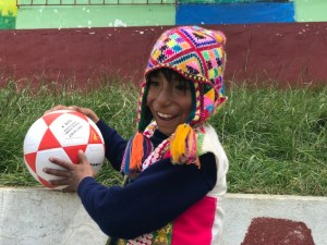 Bamba Experience and Futbol for Kids in Peru – Video