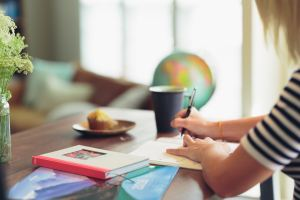 Write While Travelling | Why You Should Keep A Travel Diary