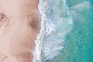 A quarter of the world's beaches are getting narrower