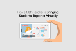How a Math Teacher is Bringing Students Together Virtually