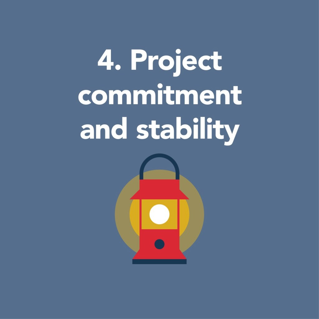 protect commitment and stability