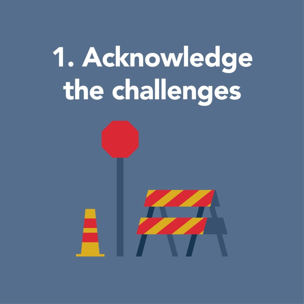 acknowledge the challenges of COVID-19