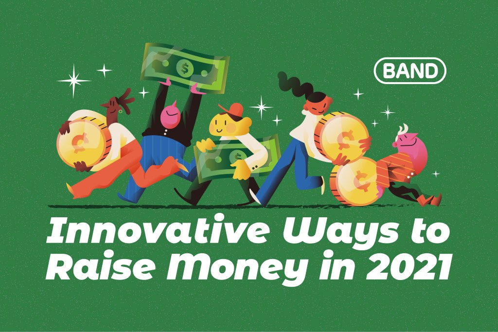 Creative ways to fundraise in 2021