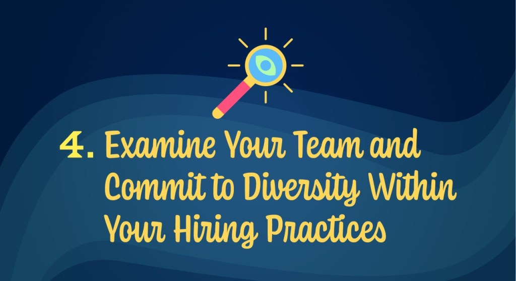 commit to diversity & inclusion