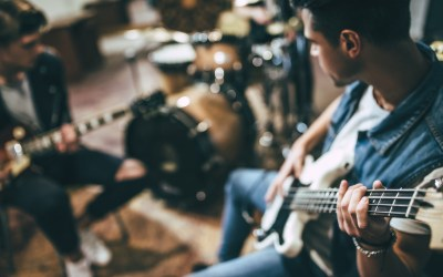 How to Set Up A Rehearsal Space