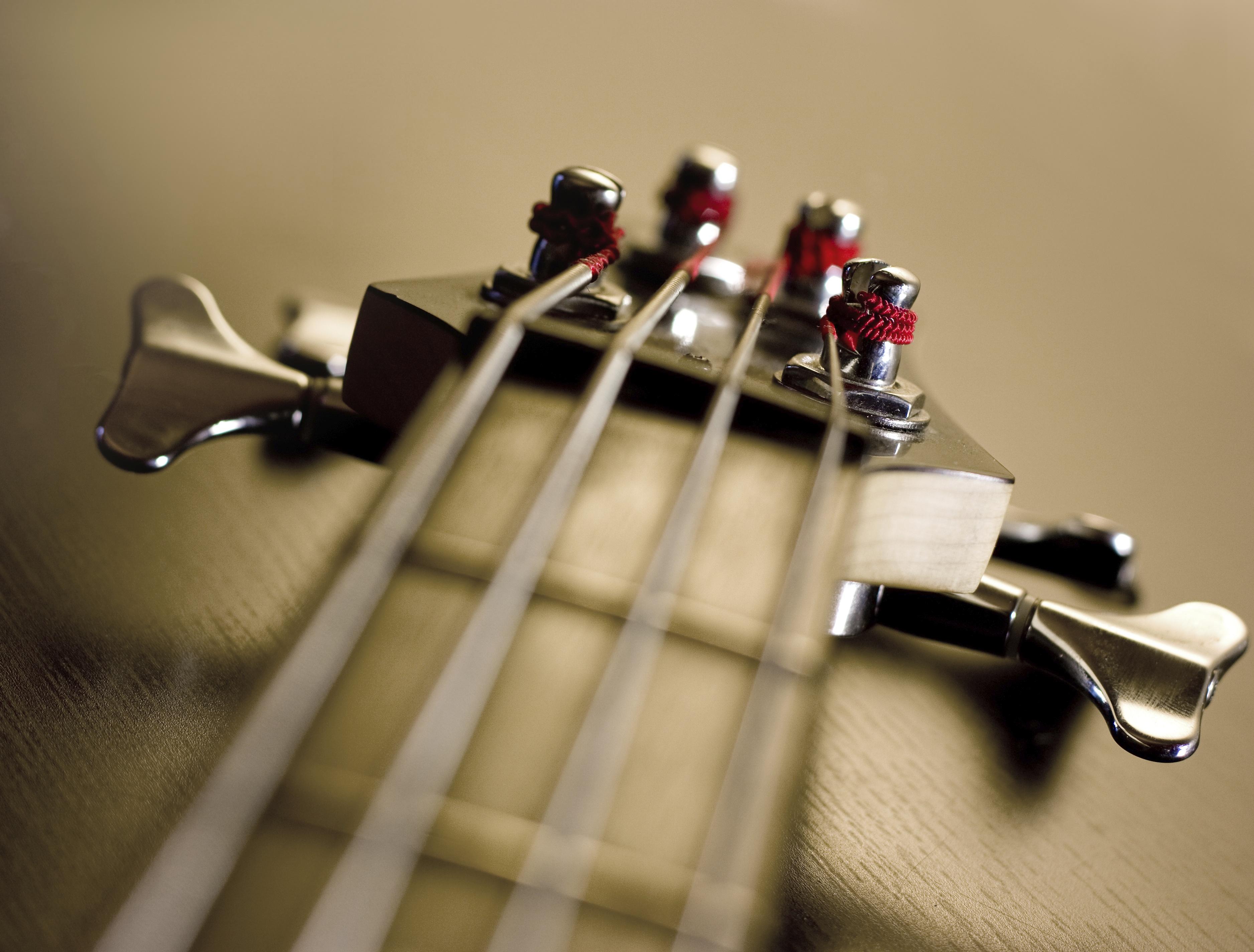 Bass Guitar Exercises