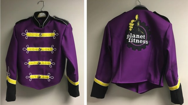 "Planet Fitness ""Judgement Free Band"""