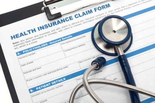 Health Insurance Claim Process