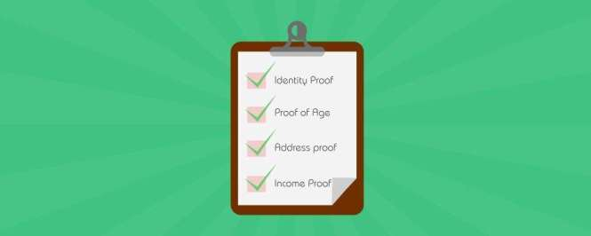 Personal Loan Document Checklist