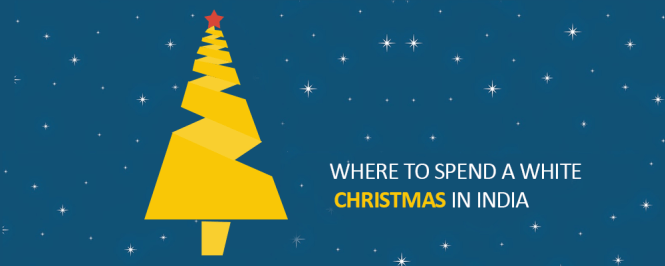 5 Places You Can Celebrate A White Christmas In India