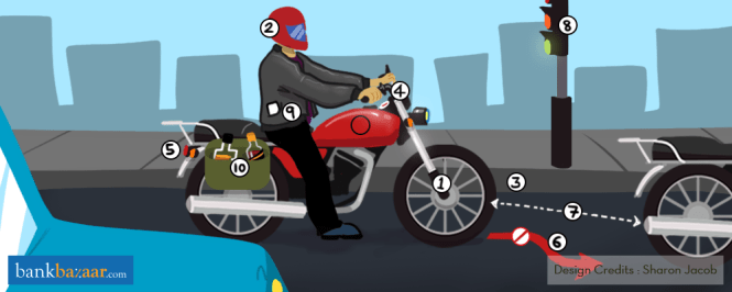 10 Safe Riding Tips For Two Wheelers In India