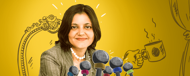 An Interview With Sairee Chahal – Founder & CEO, SHEROES