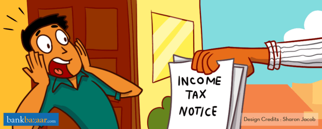Got An Income Tax Notice?