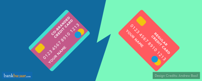 How Co-branded Credit Cards Compare With Regular Credit Cards
