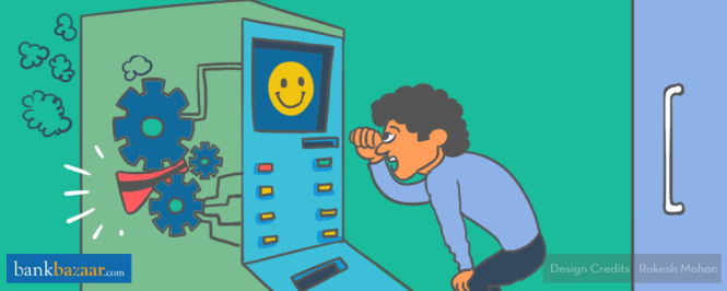 How To Deal With A Faulty ATM