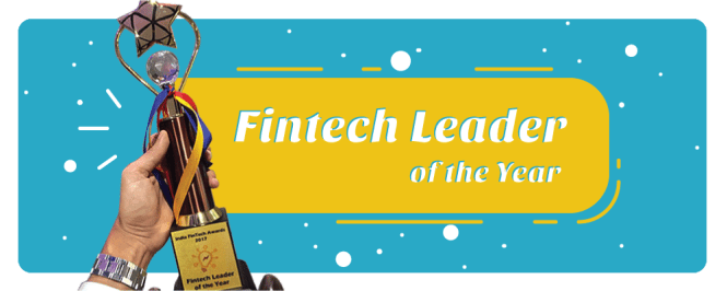 More Splendid News: Our CEO Won The Fintech Leader Of The Year Award, 2017