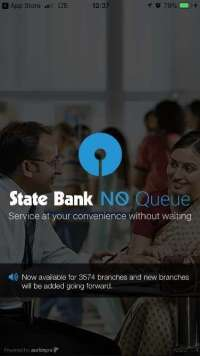 Skip The Queue With The State Bank No Queue App