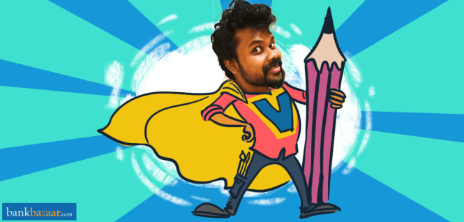 Have You Met Our Superhero Designer - Vishnu Madhav?