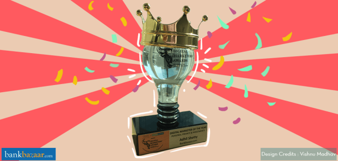 BankBazaar Bags Digital Marketer Of The Year Award