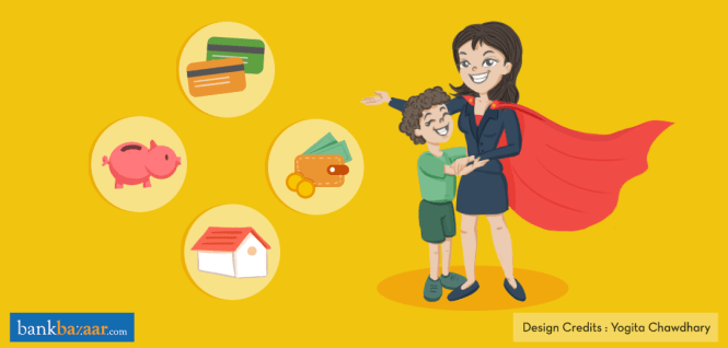 How Working Mothers Can Get Smart About Their Finances