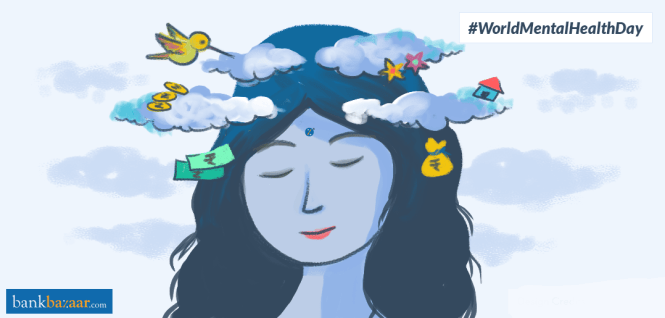#WorldMentalHealthDay – 4 Tips For Financial Peace Of Mind