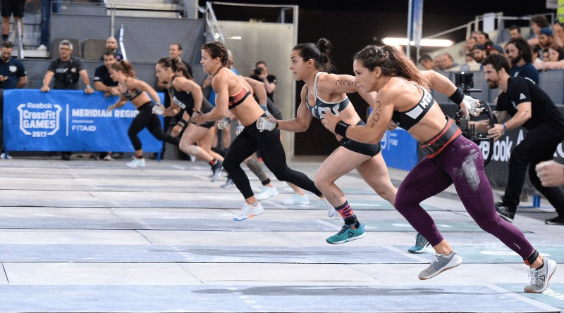 2018 CrossFit Regionals