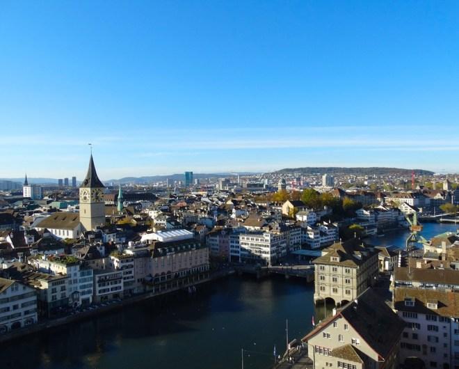 Zurich Barcelona