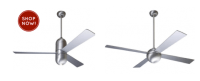 Modern Ceiling Fans for Rustic & Vintage Spaces