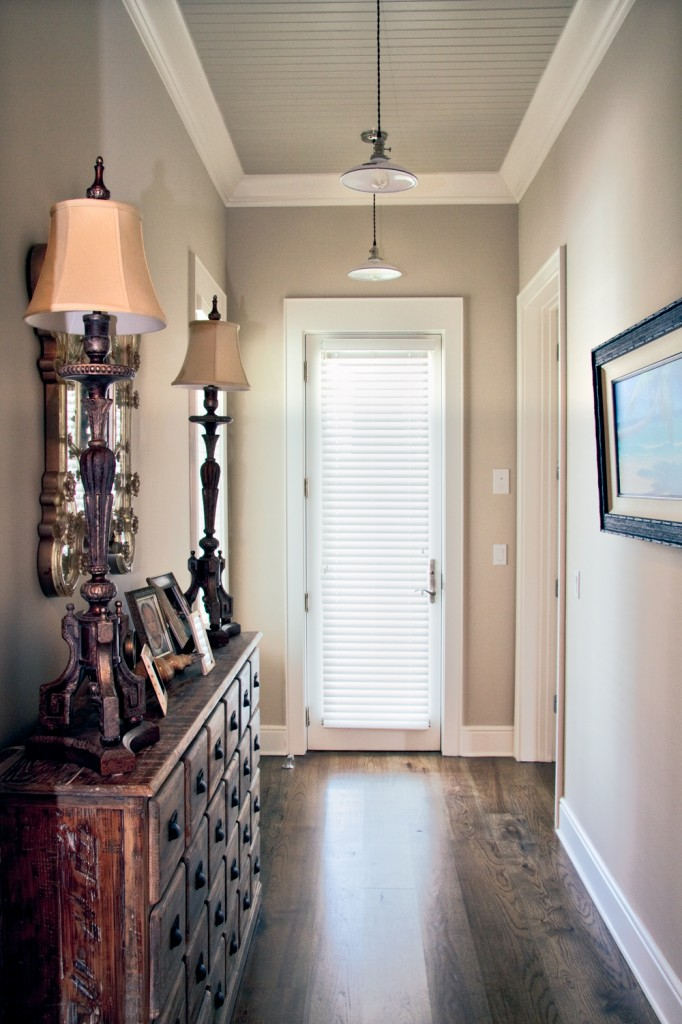 Hallway and Laundry Room Lighting  Gary from Orlando FL